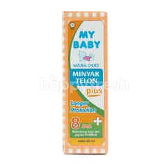 My Baby Minyak Telon Plus