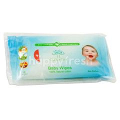 Cotton Tree Baby Wipes Travel Pack