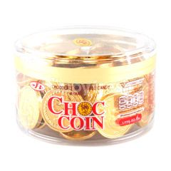 Choc Coin Chocolate Coins