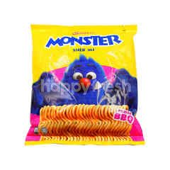 Mamee Monster BBQ Flavour (8 Packs)