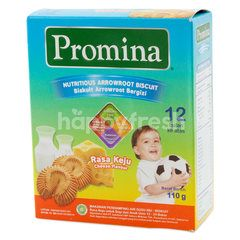 Promina Nutrious Arrowroot Biscuit Cheese