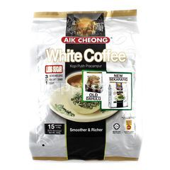 Aik Cheong White Coffee 3 In 1 Less Sugar