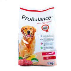 ProBalance Pro Selction Makanan Anjing Dewasa Rasa Sapi
