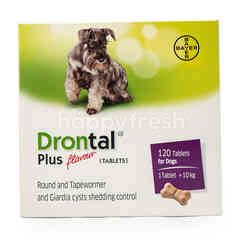 Bayer Drontal Plus Flavour Worm Tablets