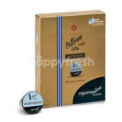 Vittoria Coffee Espresso Decaffeinated Capsule Coffee