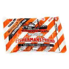 Fisherman's Friend Sugar Free Candy Mandarin & Ginger