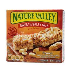 Nature Valley Granola Bars Peanut