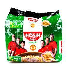 Nissin Instant Noodles Minced Pork Flavour Nissin