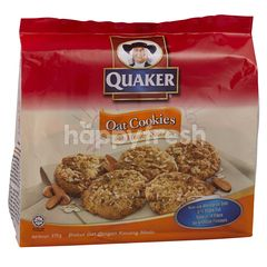 QUAKER Oat Cookies With Honey Nuts