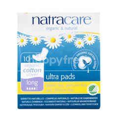 NatraCare Pembalut Organic & Natural Ultra Panjang 30.5cm