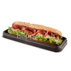 Petit Plaisir Mortadella And Multi Cereal Sandwich