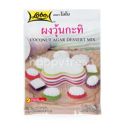 Lobo Coconut Ager Dessert Mix