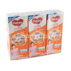 Dumum UHT Super Mix Plain 180 ml X 3 Pack