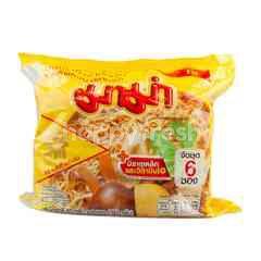 Mama Shiitake Mushroom Flavour Instant Noodle Vegrtarian