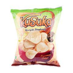 Kusuka Cassava Chips Chicken Black Pepper