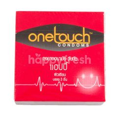 One Touch Happy Condom Siz 52 mm