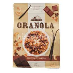 East Bali Cashews Chocolate Vanilla Granola