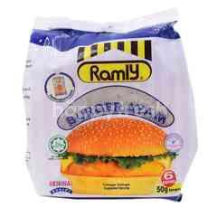 RAMLY Chicken Burger (6 Pieces)