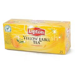 Lipton Yellow Label Tea (25 Tea Bags)