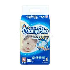 Mamy Poko Extra Dry M 38 Diapers