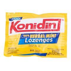 Konidin Lozenges Herbal Candy