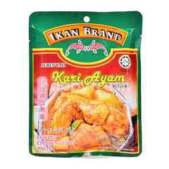 IKAN BRAND Instant Chicken Curry Paste
