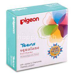 Pigeon Teens Squalane Face Powder Translucent