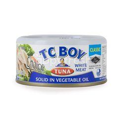 TC Boy Tuna Solid In Vegetable Oil