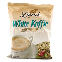 Luwak Original White Koffie Instant Coffee Mix