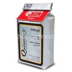 Quintino's Coffee Toraja (Filter Grind)