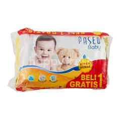 Paseo Baby Non-Alcohol Wet Wipes