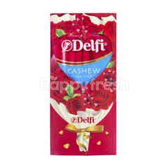 Delfi Cokelat Kacang Mente