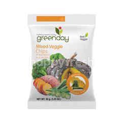 Greenday Mixed Veggies Chips