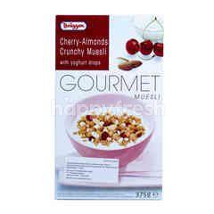 Briiggen Cherry & Almond Crunchy Muesli Cereal