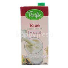 Pacific All Natural Rice Milk Vanilla