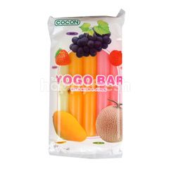 Cocon Yogo Bar With Milk & Juice X10