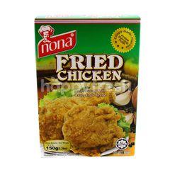 NONA Fried Chicken Crispy Garlic Recipe