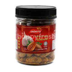 Gronuts Garlic Coated Almond