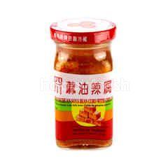 FLS Sichuan Soya Kacang Saus dengan Cabai dan Minyak Wijen