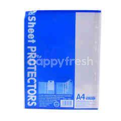 Cbe A4 Sheet Protectors (10 Pcs)