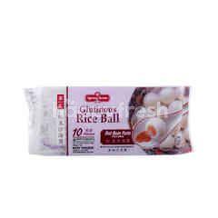 Spring Home Red Bean Paste Glutinous Rice Ball