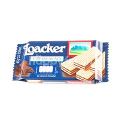 Loacker Cocoa Wafers Filled With Cream 45 g