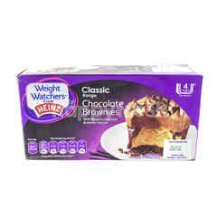 Heinz Weight Watchers Classic Range Chocolate Brownies