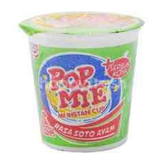 Pop Mie Instant Noodle Cup - Chicken Soup