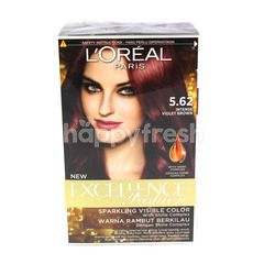 L'Oreal Excellence Fashion Intense Violet Brown 5.62 Hair Colour