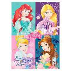Disney Princess Exercise Book
