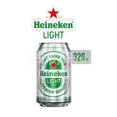 Heineken Bir Lager Light Kaleng
