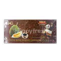 G & G Musang King Durian Coffee