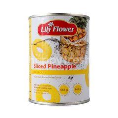 Lily Flower Irisan Buah Nanas dalam Sirup