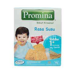 Promina Nutritious Arrowroot Biscuit with Milk Flavor 6+ Months